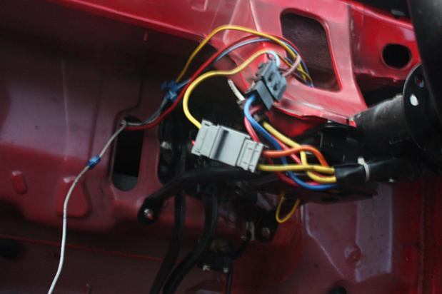 106 1993 Ignition Wiring | Peugeot Forums