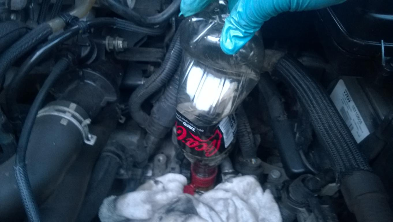 2005 407 SW - What Auto Gearbox Oil? - Peugeot Forums