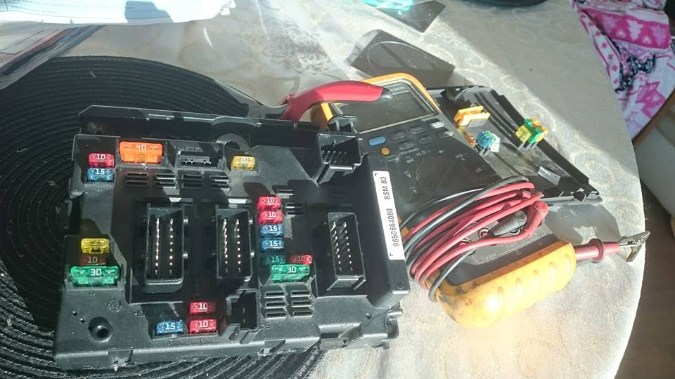 807 still no start? peugeot forums on peugeot 307 glow plug wiring diagram 2011 Duramax Glow Plug Location 6 2 Diesel Glow Plug Wiring