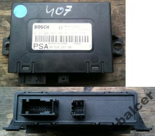 factory installed reversing sensors page 5 peugeot forums