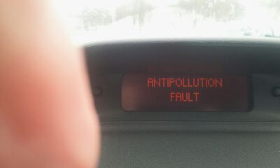 antipollution fault peugeot 308
