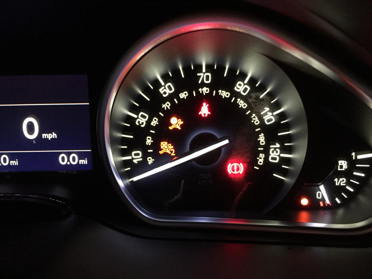 Hyundai Dashboard Symbols >> reset all dashboard warning lights - Peugeot Forums