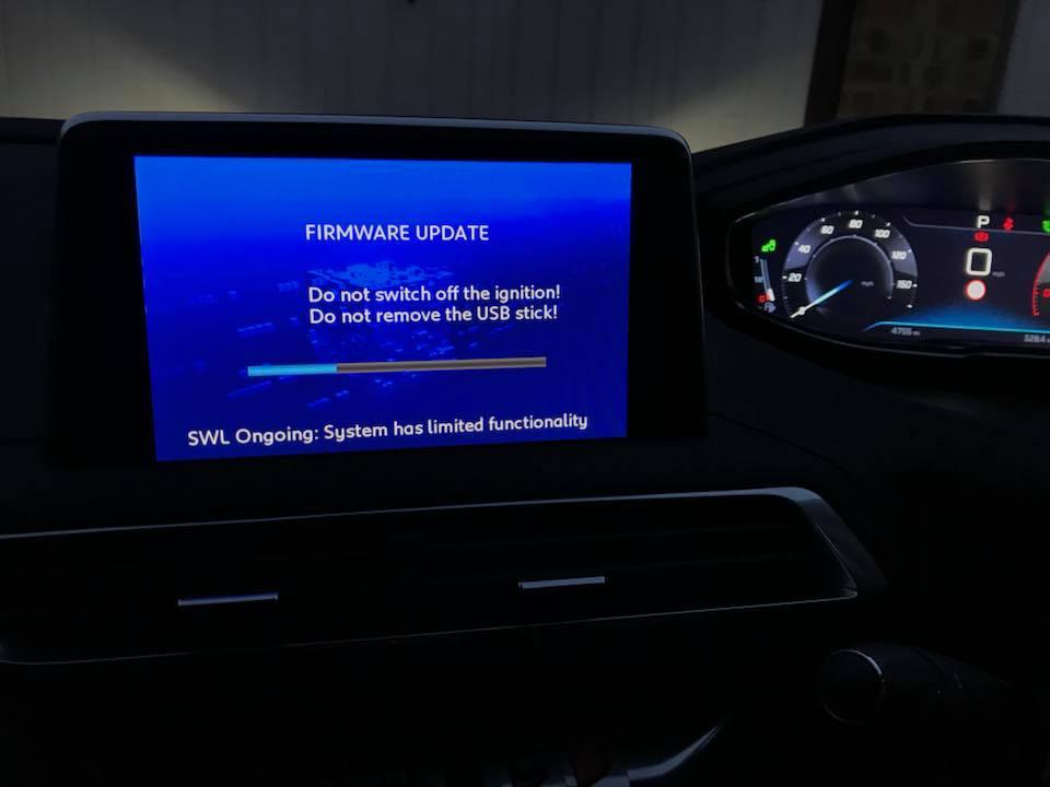 Map updates UK - Peugeot Forums