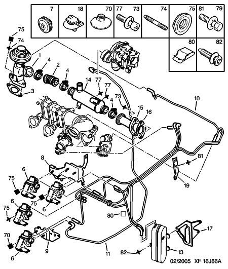 Peugeot Vacuum Diagram : Vacuum solenoid principle of operation page peugeot