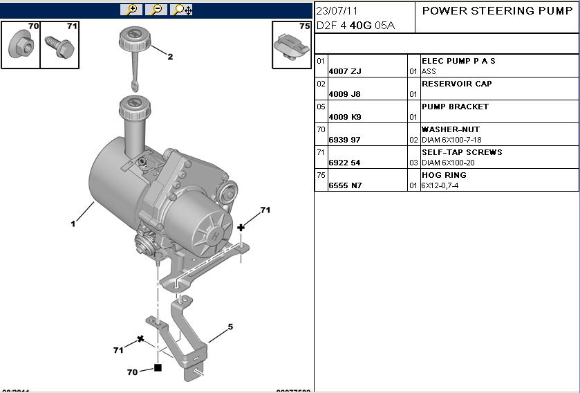 Power Steering Problems Peugeot Forums