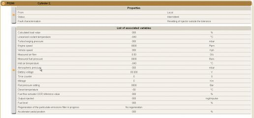 508 Fault codes  - Peugeot Forums