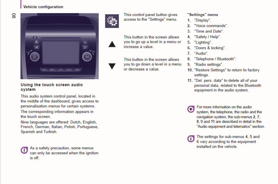 Ambient temperature gauge - Peugeot Forums