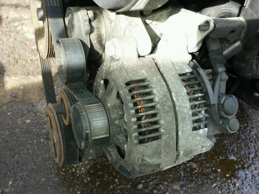 peugeot 307 2 0 hdi alternator belt change confusion antipollutant rh peugeotforums com