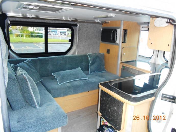 Camper Van Conversions on Car Camper Conversion Box