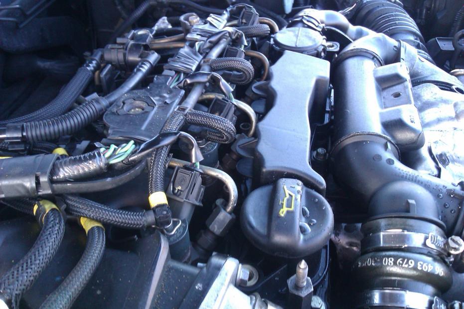 Mazda 3 Diesel oil leak top of engine  Peugeot Forums