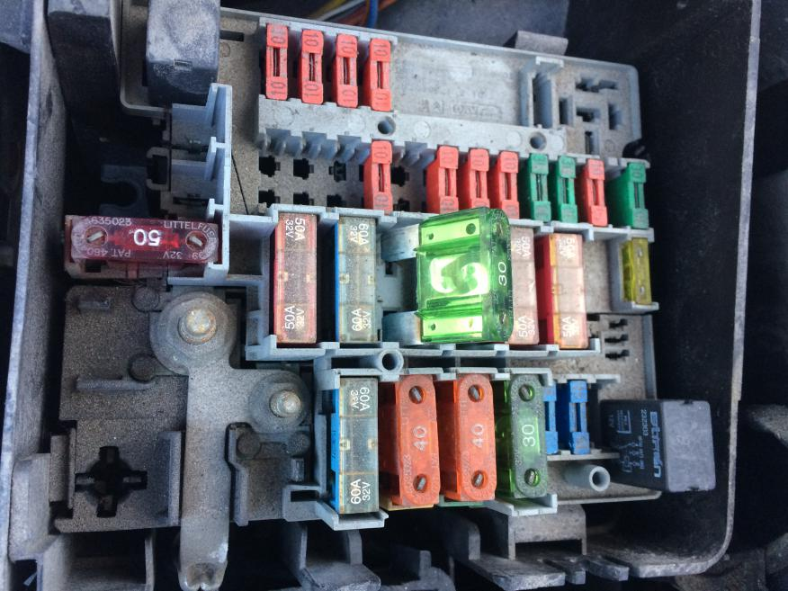 car fuse box short electric short -- can the car be saved? - peugeot forums gem car fuse box