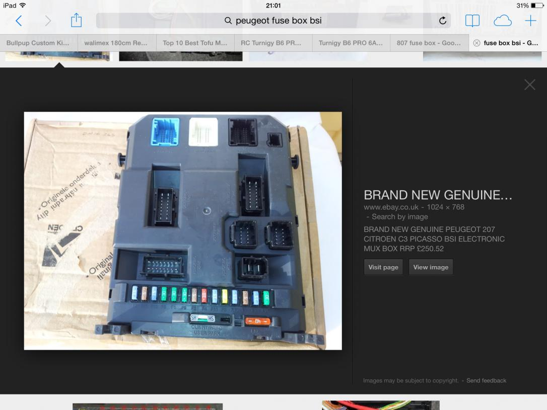 fuse box diagram does not match peugeot forums attached thumbnails