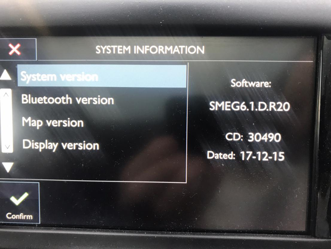 SMEG+ Map and Speed Camera Update Procedure - Page 85 - Peugeot Forums