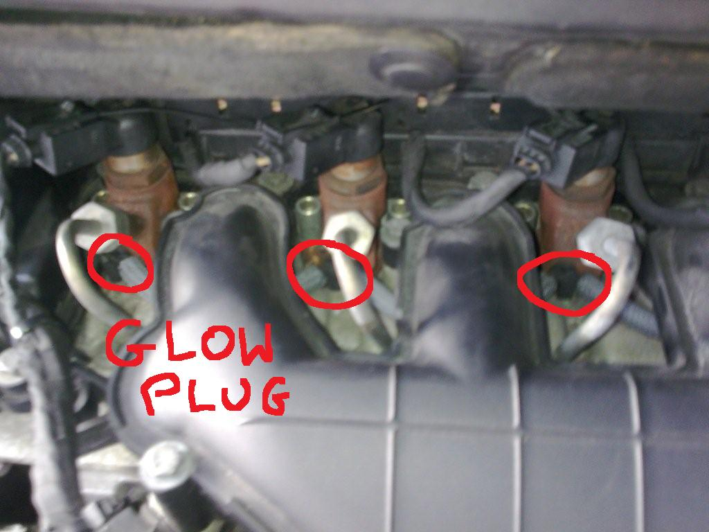 Glow plugs \u003e\u003e\u003e peugeot forums on peugeot 307 glow plug wiring diagram Isuzu Glow Plug Wiring Caterpillar Wiring-Diagram Plugs