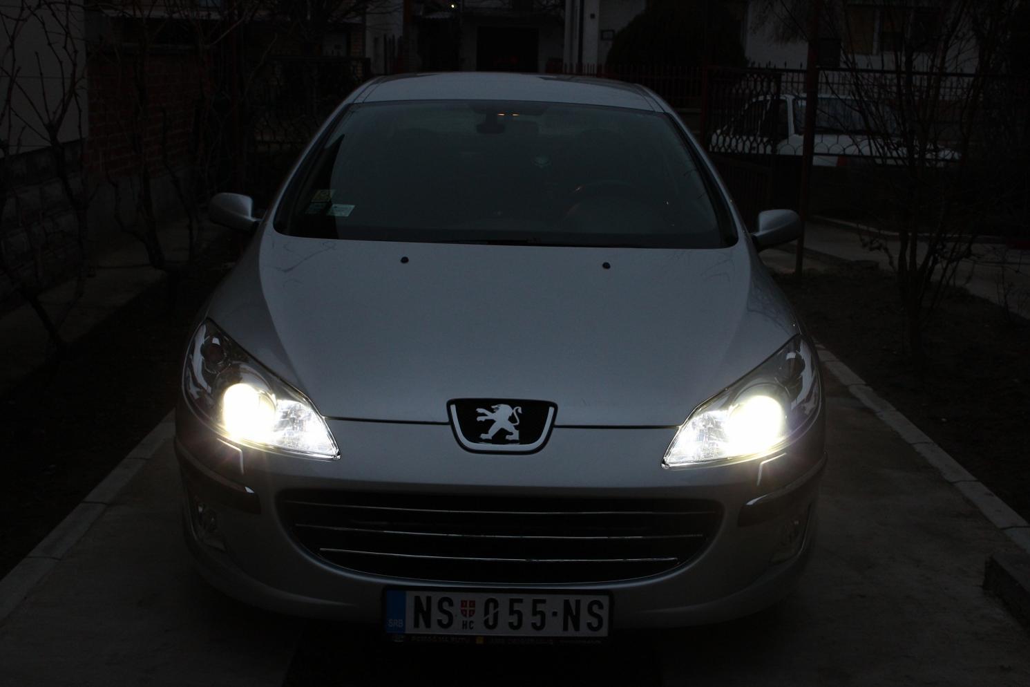 Daylight Peugeot 407 Peugeot Forums