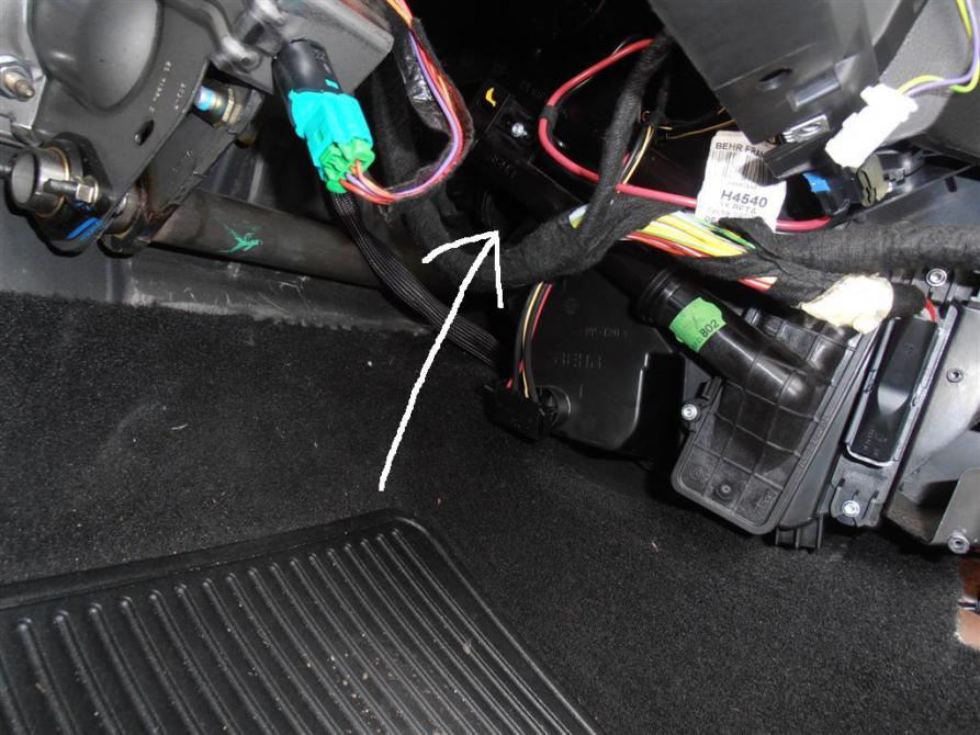 how to fix broken heater blower on 307 page 2 peugeot forums Water Heater Wiring Diagram