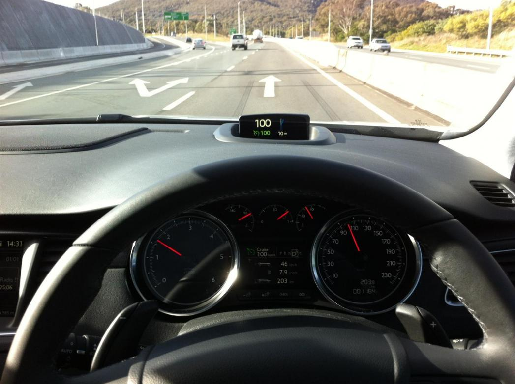 508 sw gt satnav and head-up display. - peugeot forums