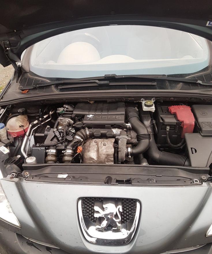 Throttle body - Peugeot Forums