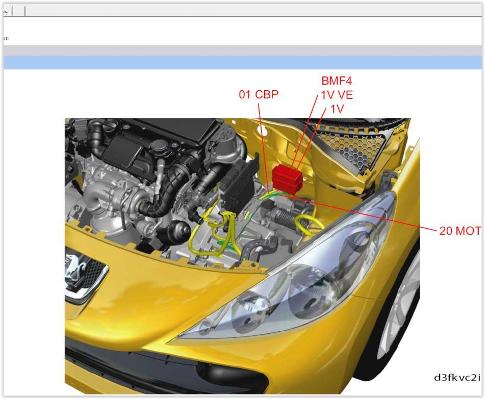 Peugeot 207 Power Steering Wiring Diagram