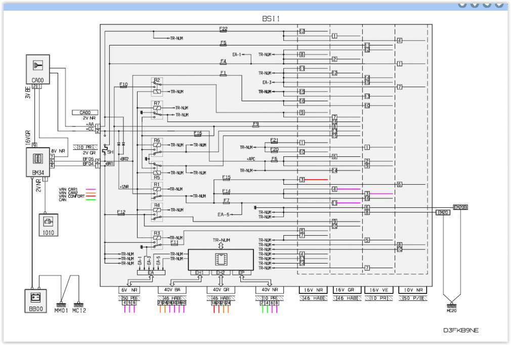 206 Gti 180 Wiring Diagram
