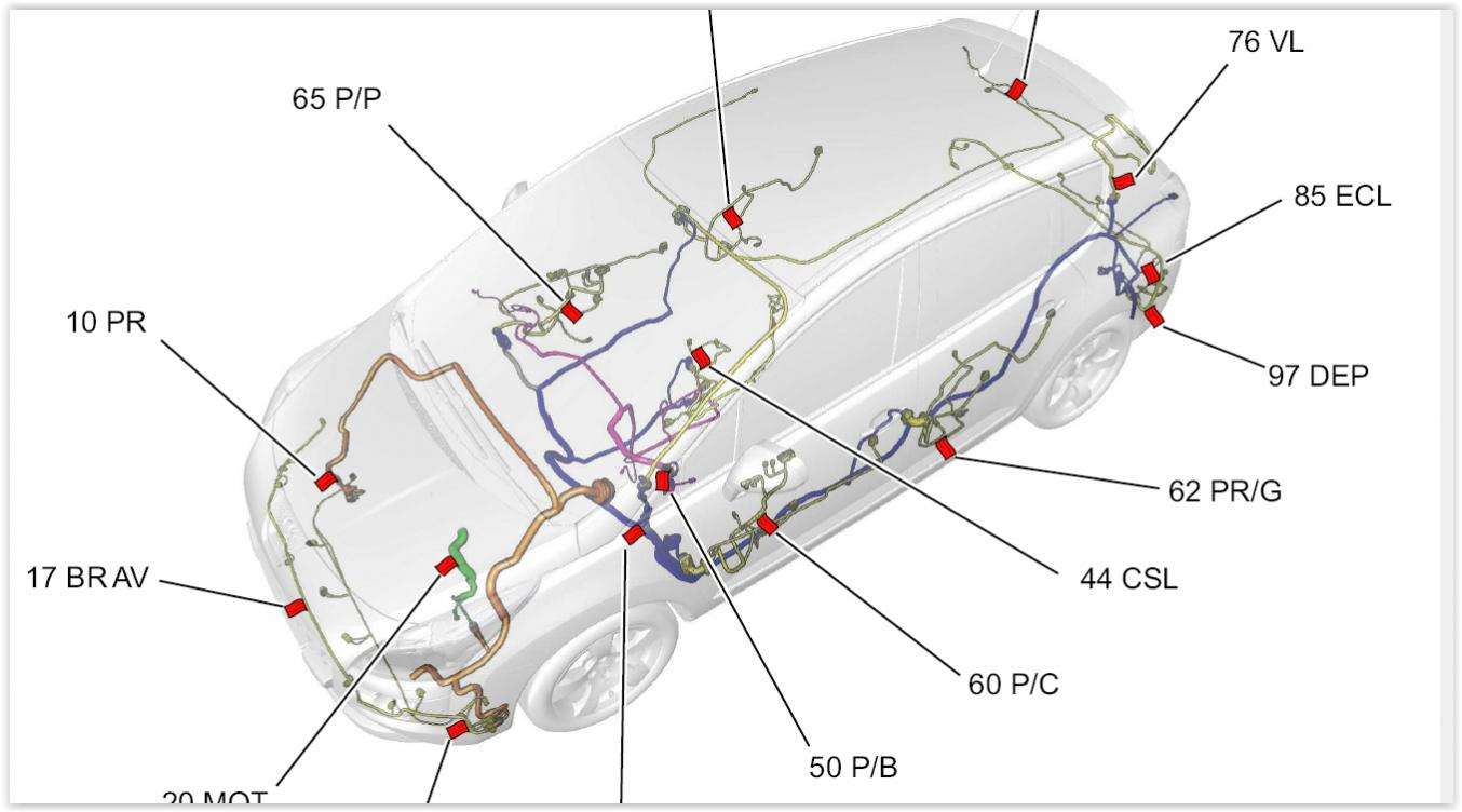 Wiring Diagram Peugeot Forums