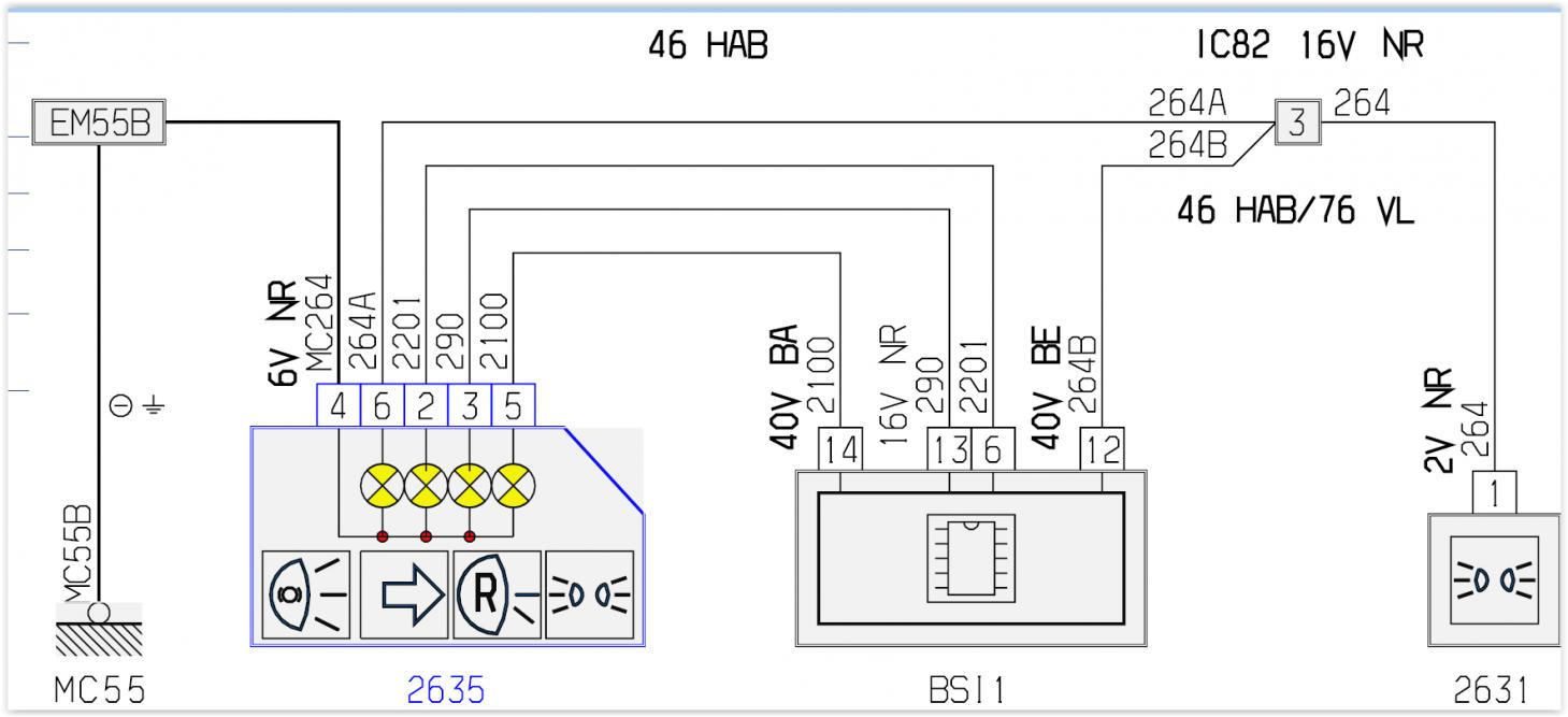 Peugeot 5008 Wiring Diagram