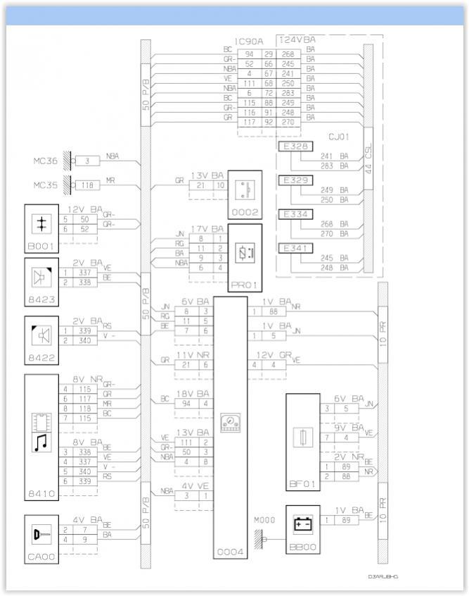 peugeot 206 radio wiring diagram peugeot 107 radio wiring diagram
