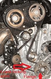 Peugeot 307 2 0l petrol timing belt replacement guide