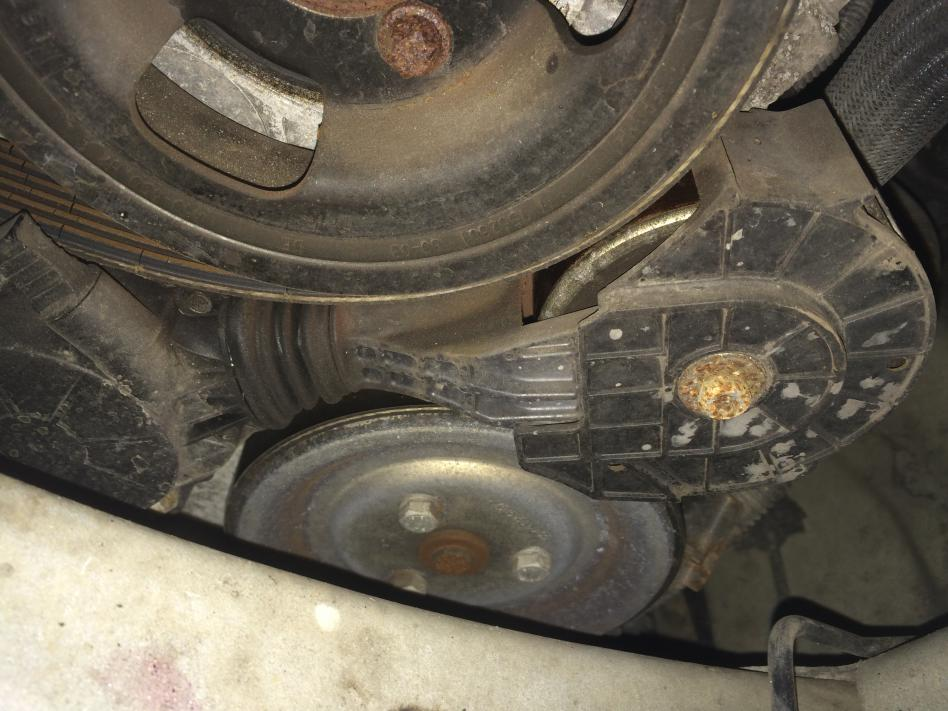 Whine from my engine cured - Peugeot Forums