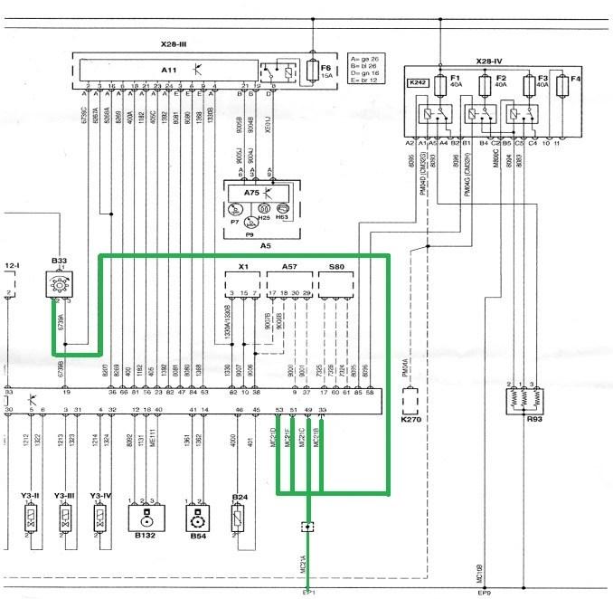 Peugeot 406 20 Hdi Wiring Diagram